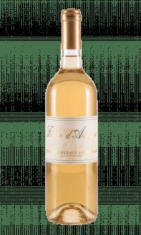 Fleur d'Aurore Côtes de Bordeaux Saint Macaire Blanc Moelleux Bordeaux Vin