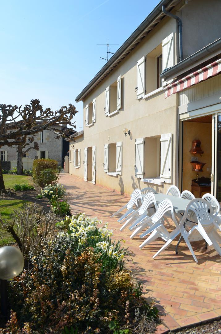 Gite Chapitre Vignobles Michel Bergey